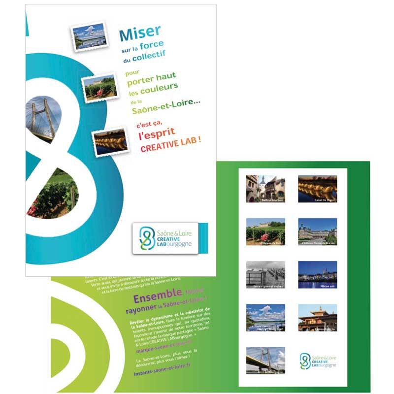 2015 Saône-et-Loire, Terroir et innovation