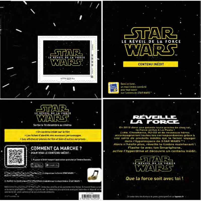2015 Star Wars - Le réveil de la force