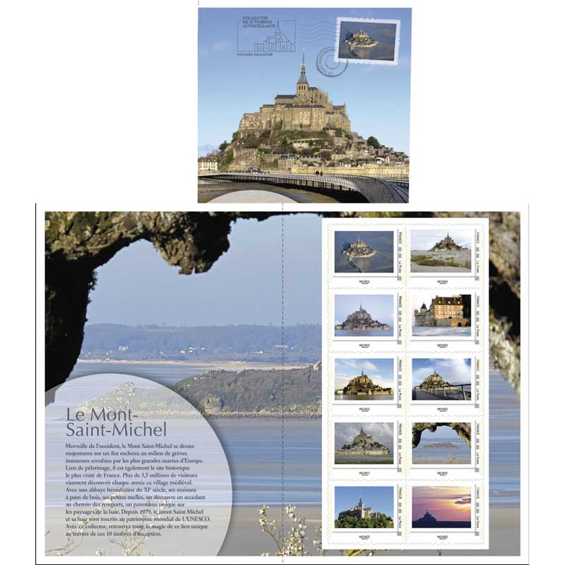 2016 Collector - Le Mont-Saint-Michel