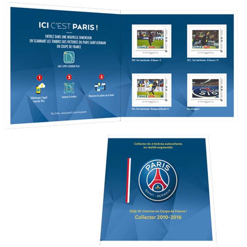 2017 PSG - Déjà 10 victoires en Coupe de France ! 2010-2016