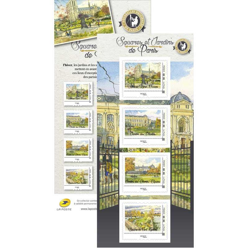 2017 Squares et jardins de Paris - Hiver
