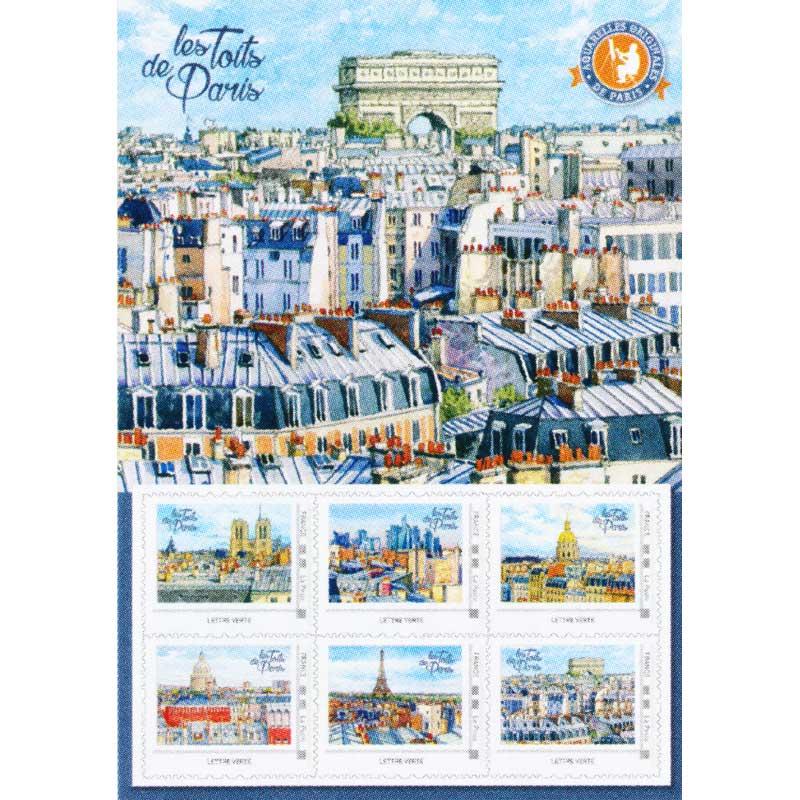 2018 Les toits de Paris - ARC DE TRIOMPHE