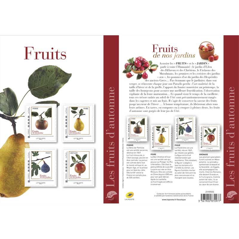 2019 Les Fruits d'automne