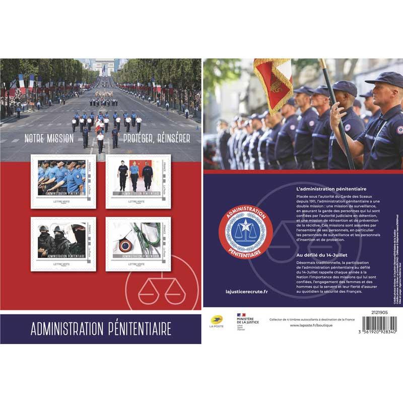 2021 Administration pénitentiaire
