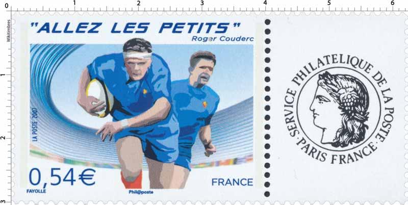 2007 « ALLEZ LES PETITS » Roger Couderc