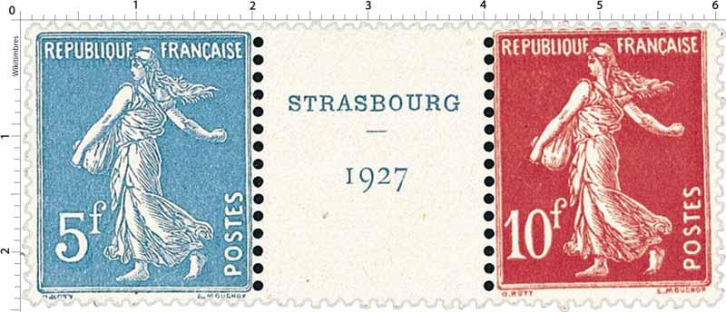 STRASBOURG 1927