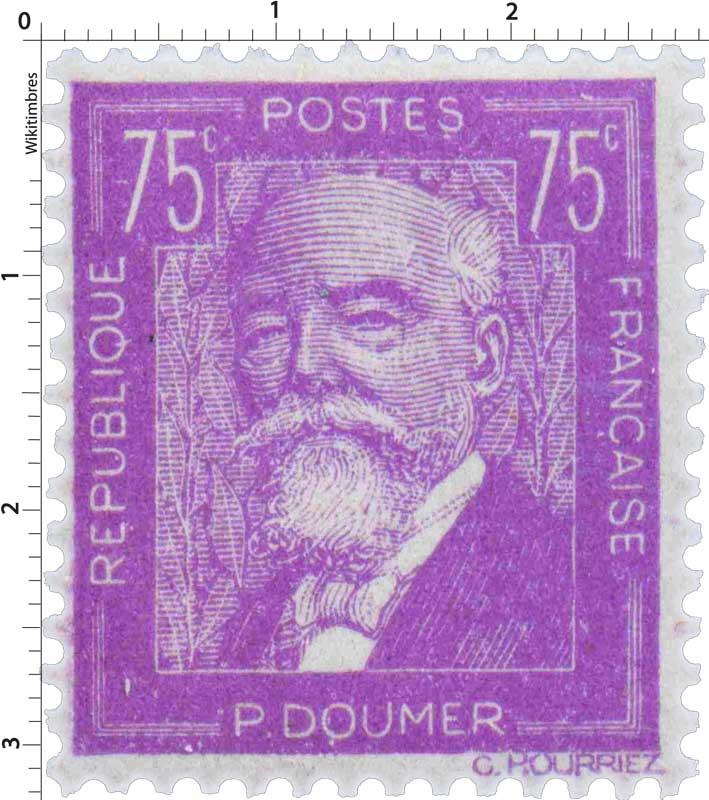 P. DOUMER