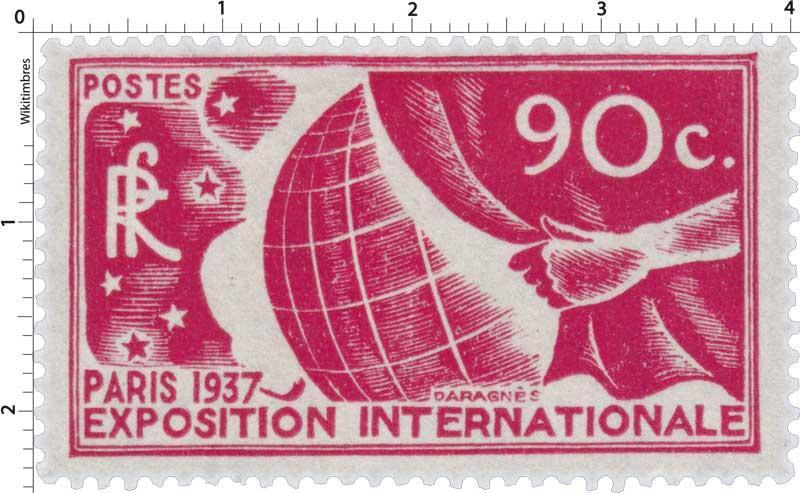 PARIS 1937 EXPOSITION INTERNATIONALE