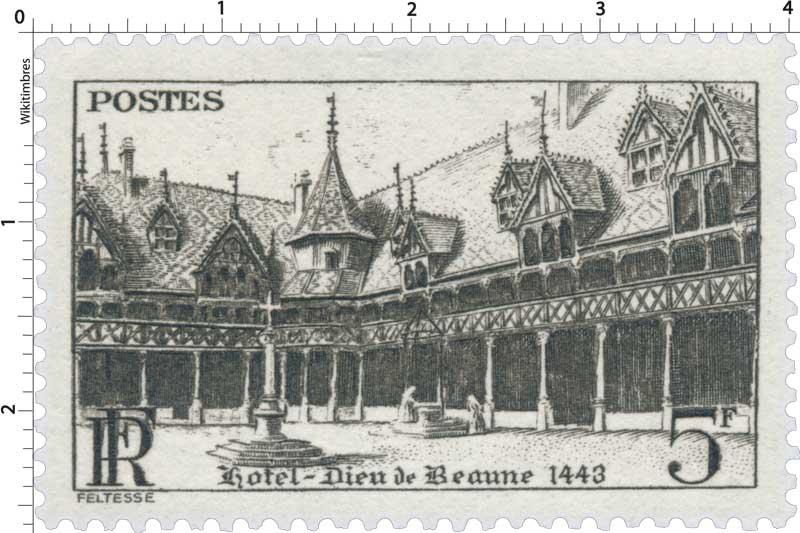 Hôtel-Dieu de Beaune 1443