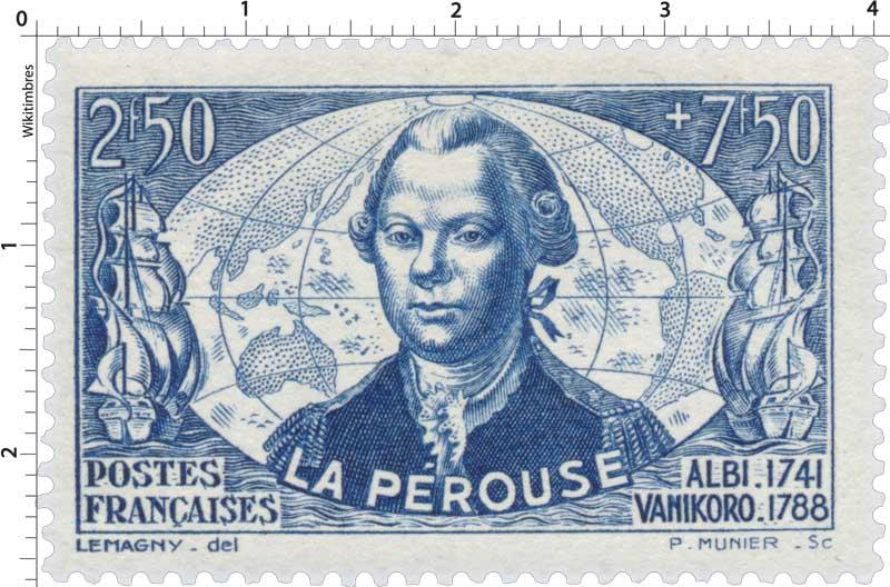 LA PÉROUSE ALBI-1741 VANIKORO-1788