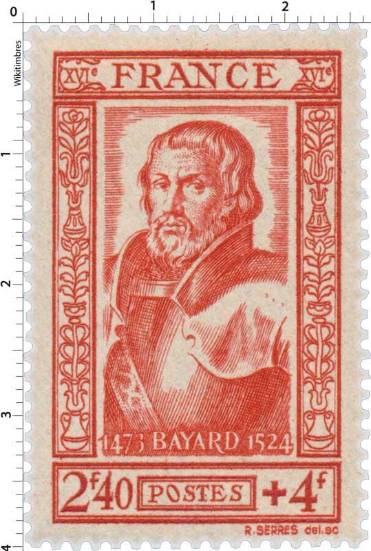 BAYARD 1473-1524
