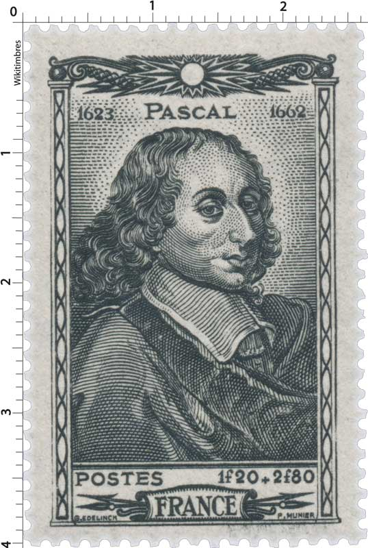 PASCAL 1623-1662