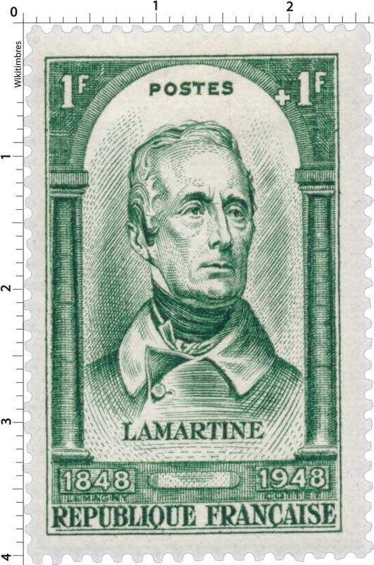 LAMARTINE 1848-1948