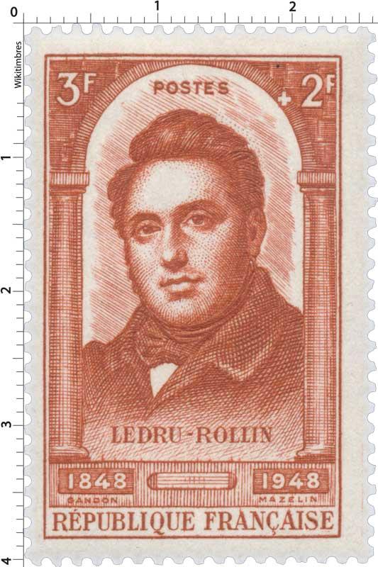 LEDRU-ROLLIN 1848-1948