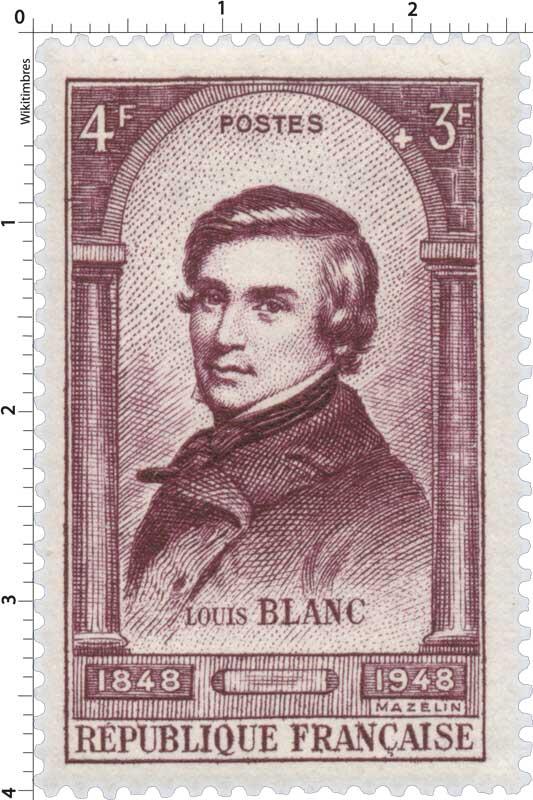 LOUIS BLANC 1848-1948