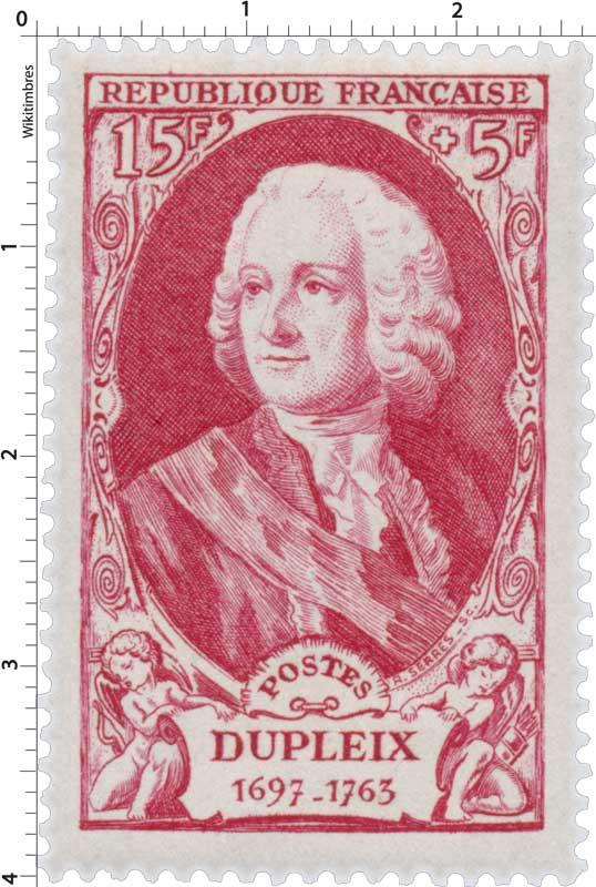 DUPLEIX 1697-1763