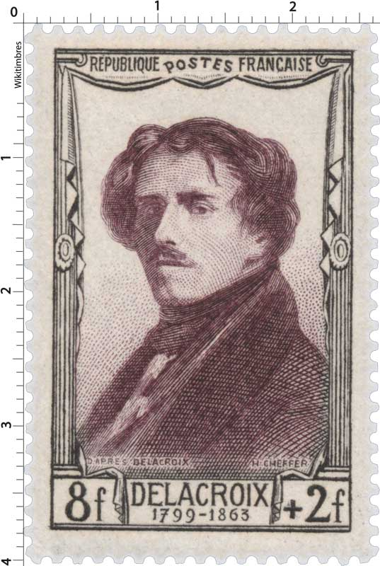 DELACROIX 1799-1863