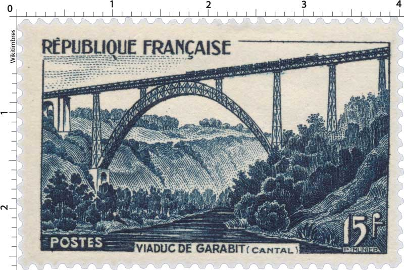 VIADUC DE GARABIT (CANTAL)