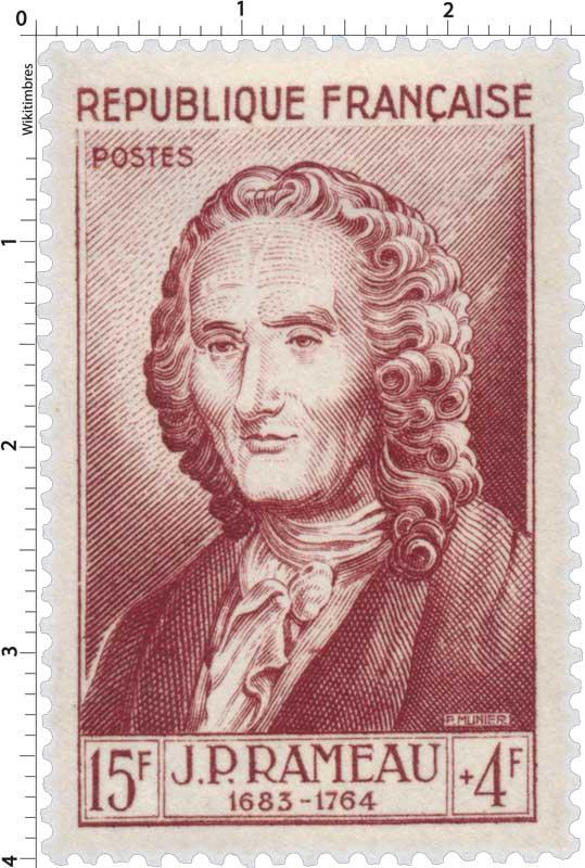 J.P. RAMEAU 1683-1764
