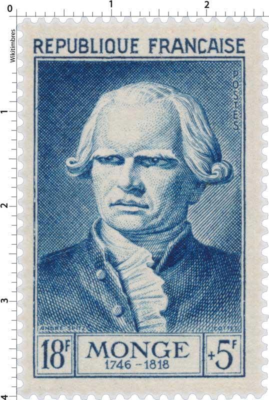 MONGE 1746-1818