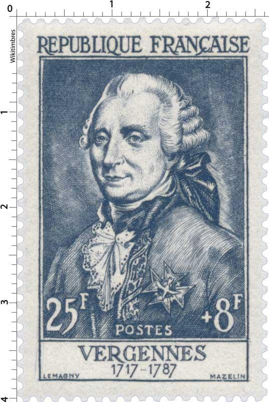 VERGENNES 1717-1787