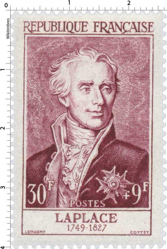 LAPLACE 1749-1827
