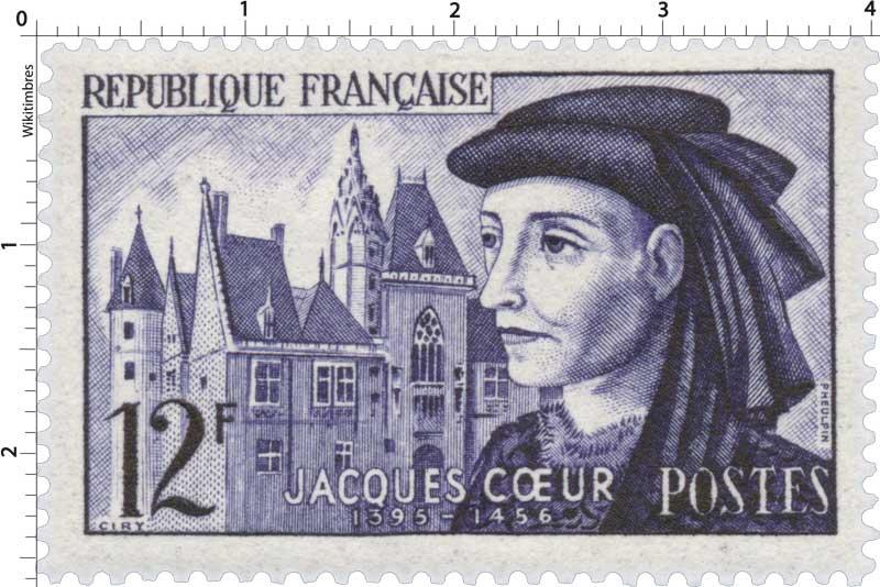 JACQUES CŒUR 1395-1456