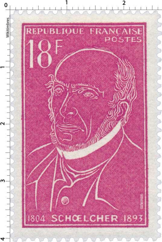 SCHŒLCHER 1804-1893