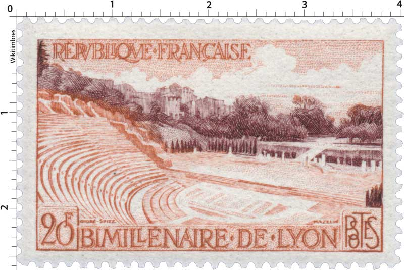 BIMILLÉNAIRE DE LYON