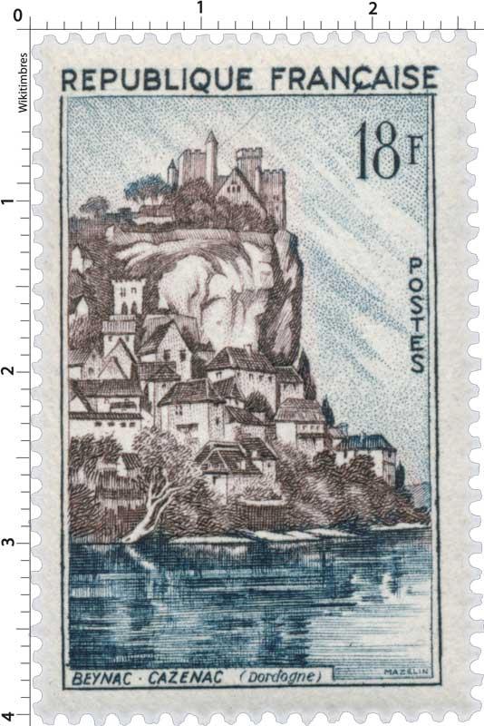 BEYNAC-CAZENAC (Dordogne)