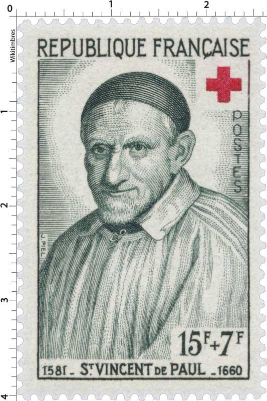 ST VINCENT DE PAUL 1851-1660
