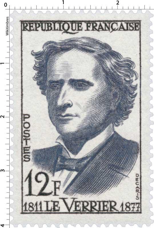 LE VERRIER 1811-1877