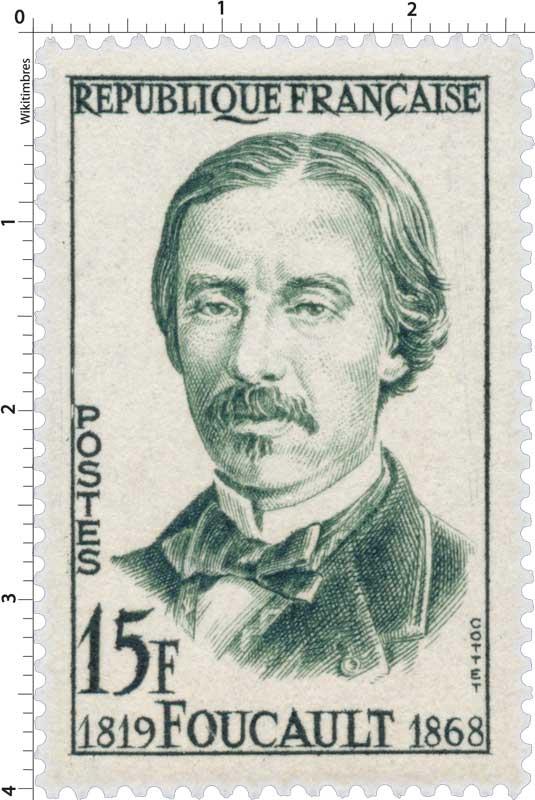 FOUCAULT 1819-1868
