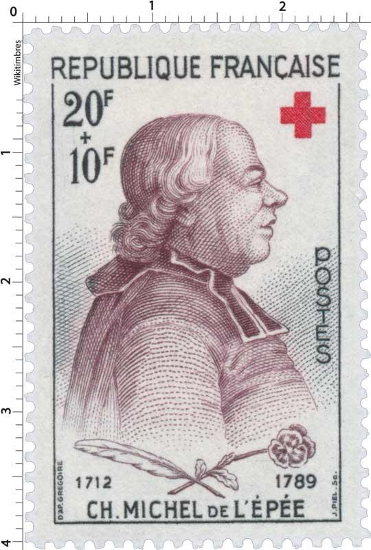 CH. MICHEL DE L'ÉPÉE 1712-1789