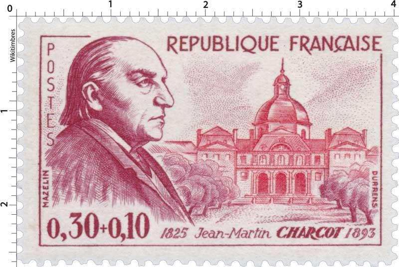 Jean Martin CHARCOT 1825-1893
