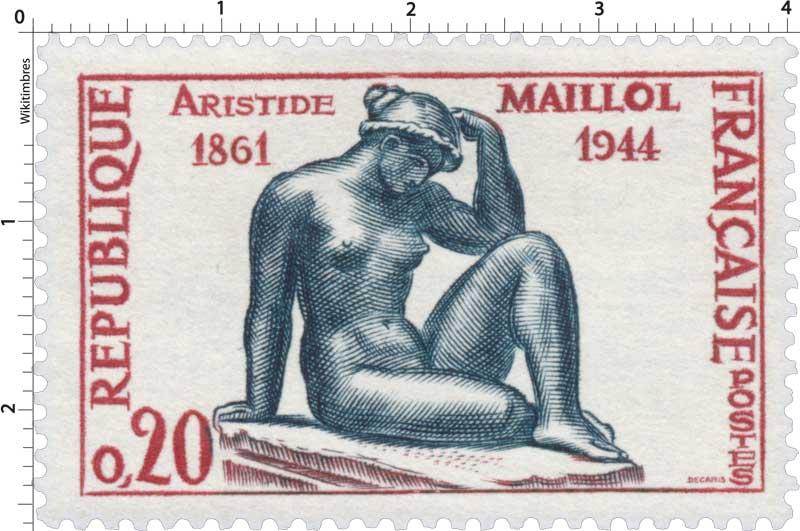 ARISTIDE MAILLOL 1861-1944