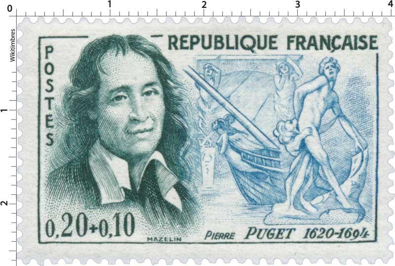 PIERRE PUGET 1620-1694