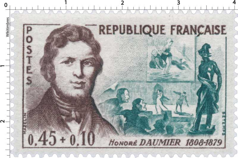HONORÉ DAUMIER 1808-1879