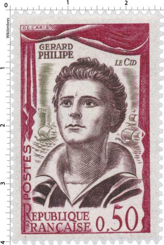 GÉRARD PHILIPE - LE CID