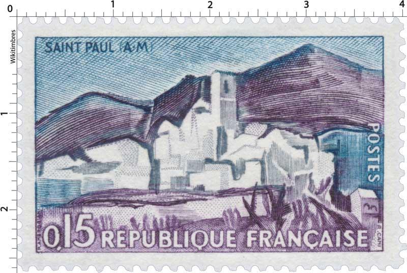 SAINT PAUL (A-M)