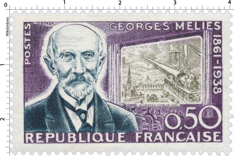 GEORGES MÉLIÈS 1861-1938