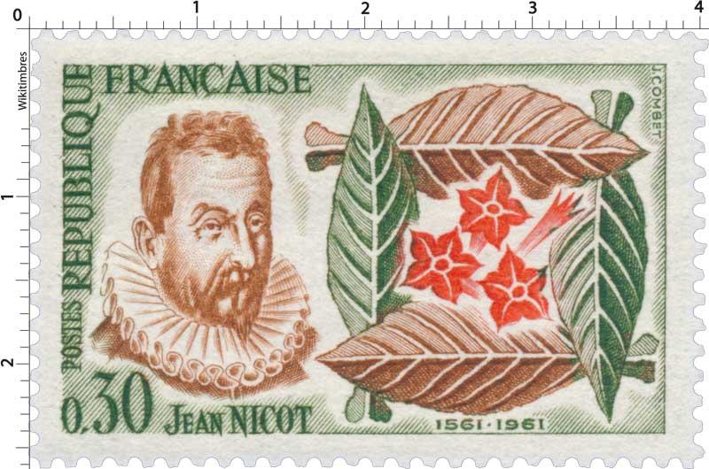 JEAN NICOT 1561-1961