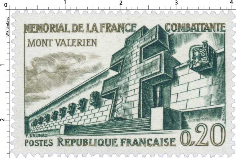 MÉMORIAL DE LA FRANCE COMBATTANTE MONT VALÉRIEN