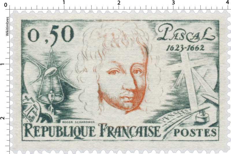 PASCAL (1623-1662) PENSÉES