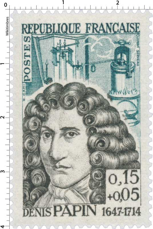 DENIS PAPIN 1647-1714