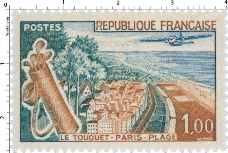 LE TOUQUET-PARIS-PLAGE