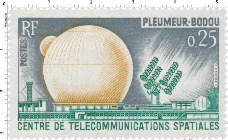 PLEUMEUR-BODOU CENTRE DE TÉLÉCOMMUNICATIONS SPATIALES