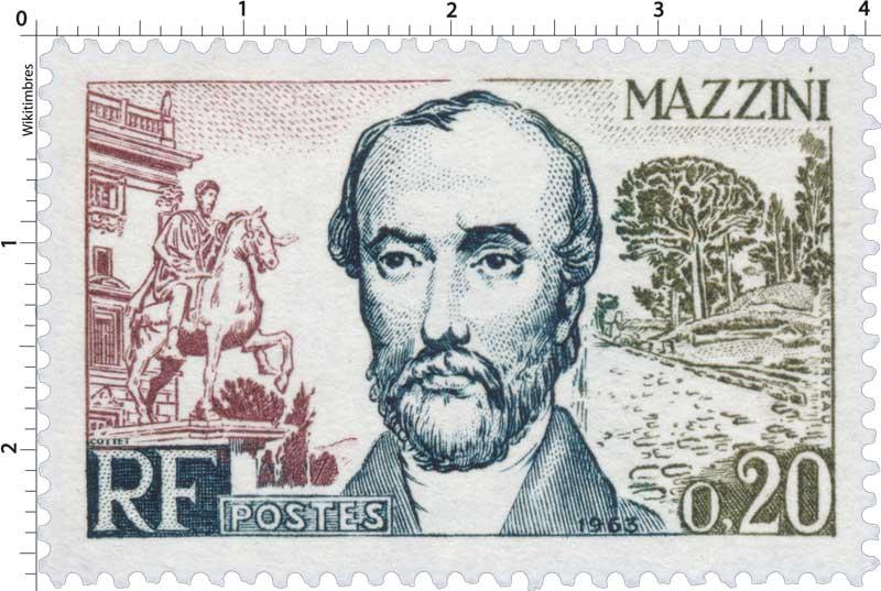1963 MAZZINI