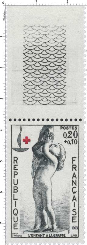 1963 L'ENFANT A LA GRAPPE
