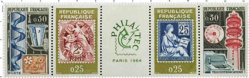 PHILATEC PARIS 1964